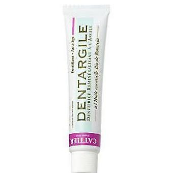 Cattier Fortifying Rosemary Toothpaste 100 Ml Dentargile