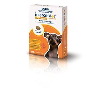 Interceptor Spectrum Very Small Dog 6pk