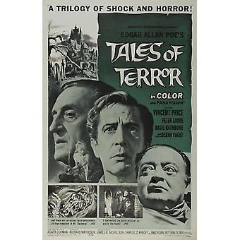 Tales of Terror Movie Poster (11 x 17)