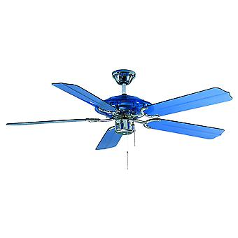 Ceiling Fan Blue Angel (BC 864) Blue 132 cm / 52