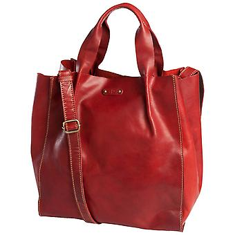 Dr Waxi Amsterdam Hand/shoulder bag Red