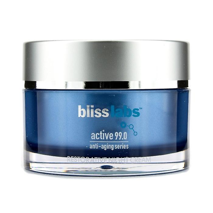 Blisslabs activo 99.0 serie restaurador noche crema anti-edad 50 ml / 1.7 oz