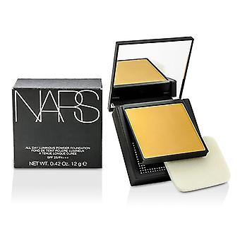 NARS All Day Luminous Powder Foundation SPF25 - Laponie (Light 6 Medium with yellow undertones) 12g/0.42oz