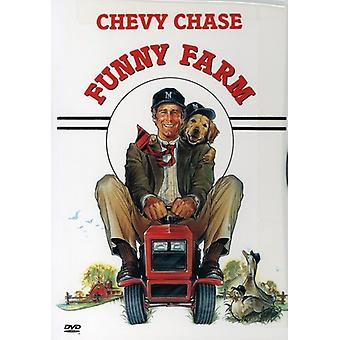 Funny Farm (1988) [DVD] USA importerer