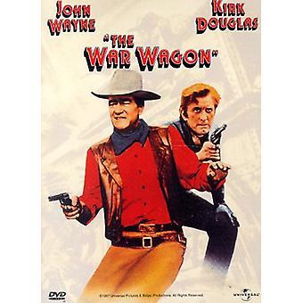 War Wagon, the [DVD] USA import
