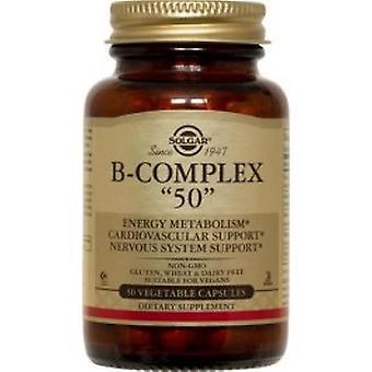 Solgar - Vitamin B-komplex 100 Extra hög potens 100VCaps