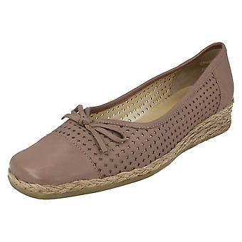 Ladies Van Dal Wide Fitting Casual Shoes Cambria