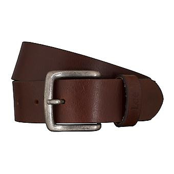 Lee belts men's belts leather belt Cognac 5417