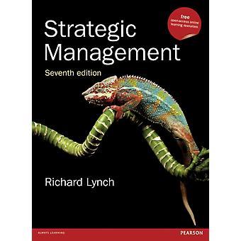 Strategic Management (Paperback) by Lynch Richard