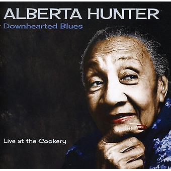 Alberta Hunter - trist Blues [CD] USA importerer