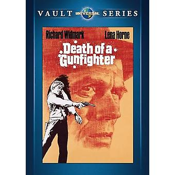 Death of a Gunfighter [DVD] USA import