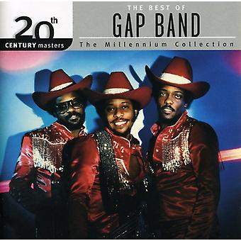 Gap Band - Millennium Collection-20th Century Masters [CD] USA import