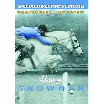 Harry & Snowman [DVD] USA import
