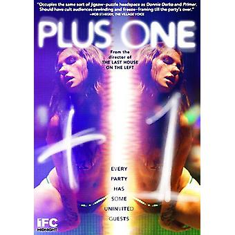 Plus One [DVD] USA import