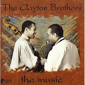 Clayton Brothers - Music [CD] USA import