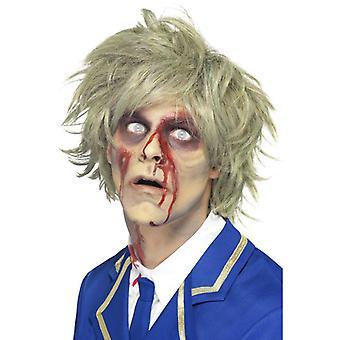 Zombie wig, grey