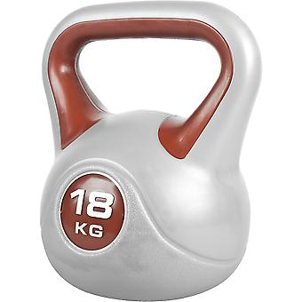 Kettlebell Stylish Kunststoff 18 kg