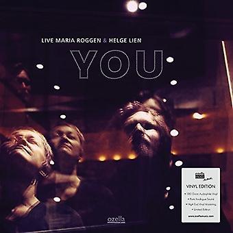 Roggen, Maria / Lien, Helgr - du [Vinyl] USA importerer