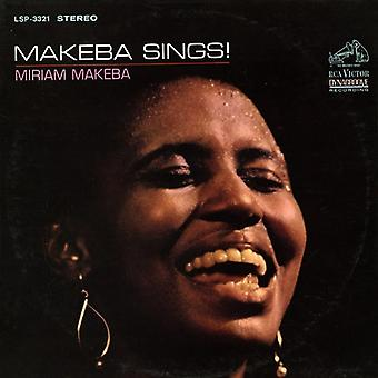 Miriam Makeba - Makeba Sings! [CD] USA import