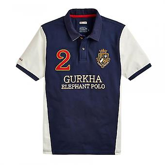 Joules Gurkha Classic Fit Mens Polo (W)