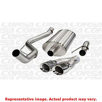 CORSA Performance 14387 CORSA Performance Cat Back Exhaust Fits:FORD 2011 - 201