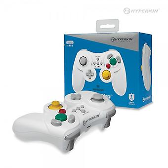 Wii U ProCube Wireless Controller (White) - Hyperkin