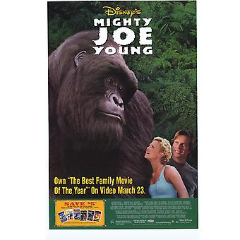 Mighty Joe Young Movie Poster (27 x 40)