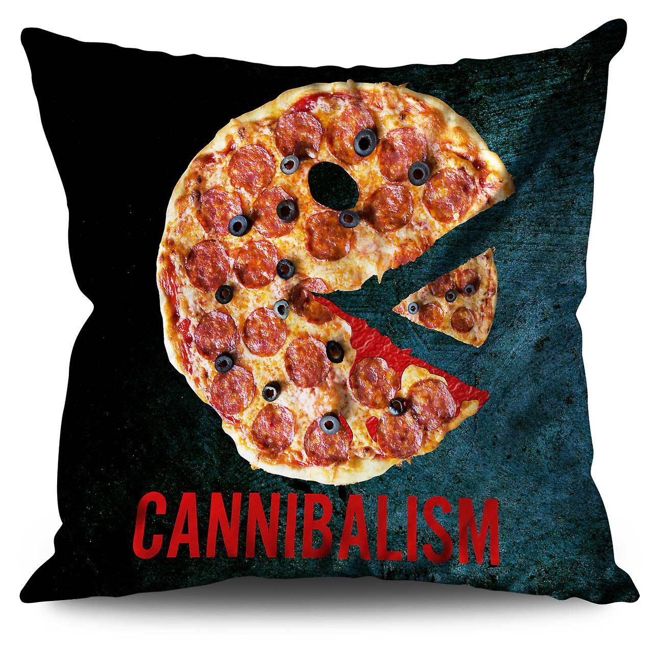 Cuisine De Pizza Cannibale Linge Coussin X CmWellcoda 30 EH9WID2