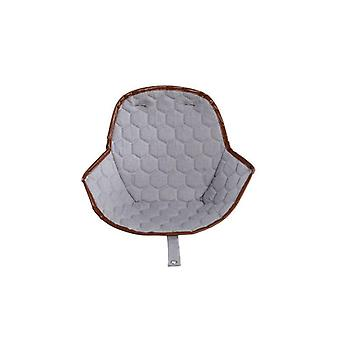 Micuna - Cushion For Ovo High Chair - Grey With Brown Leatherette