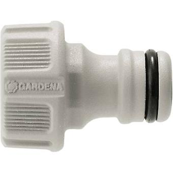 Plastic Tap connector 18.7 mm (1/2) IT, Hose connector