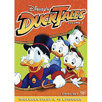 Vol. 2-Ducktales [DVD] USA import