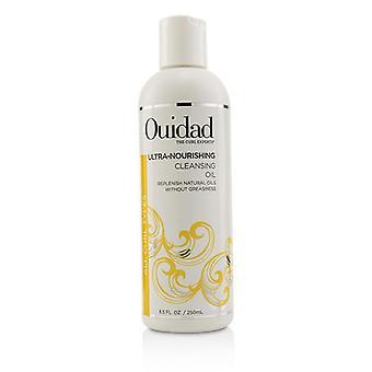 Ouidad Ultra-närande rengöring olja (alla Curl typer) - 250ml/8,5 oz