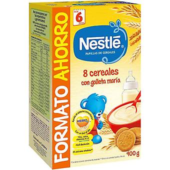Nestlé Porridge 8 Cereals with Mary Cookie 900 gr