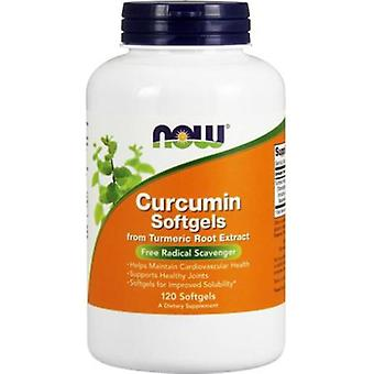 Nu Foods Curcumin 120 Softgels (Sport, atlets sundhed, Anti oxidanter)