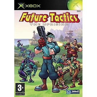Future Tactics (Xbox) - Factory Sealed