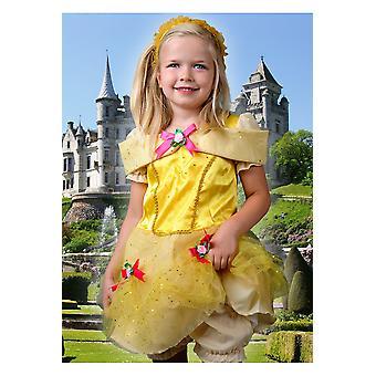 Kinder Kostüme Mädchen Prinzessin Anna Belle Kind