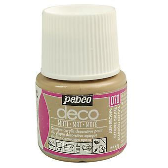 Pebeo Deco Art, Craft and Furniture Paint 45ml (Matt Colours)