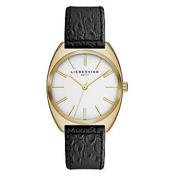 LIEBESKIND BERLIN ladies watch wristwatch leather LT-0015-LQ