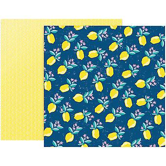 Paige Evans Pick Me Up Double-Sided Cardstock 12