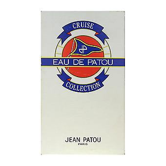 Jean Patou Eau De Patou Cruise Collection EDT 1.7Oz & Soap 3.5Oz 2Pc Set