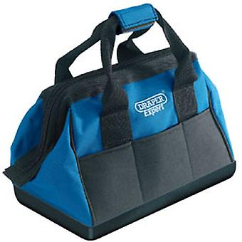 Draper 41929 Expert 420mm Tool Bag With Heavy Duty Plastic Base