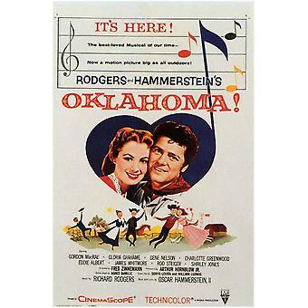 Oklahoma Movie Poster (11 x 17)