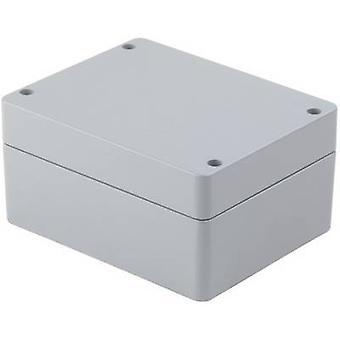 Weidmüller KLIPPON K6 RAL7001 Universal enclosure 200 x 100 x 160 Aluminium Grey (RAL 7001) 1 pc(s)