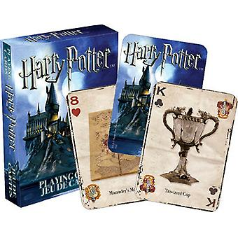 Harry Potter Set Of 52 Playing Cards (+ Jokers) (52330)
