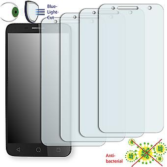 Alcatel pop 4 + screen protector - Disagu ClearScreen protector