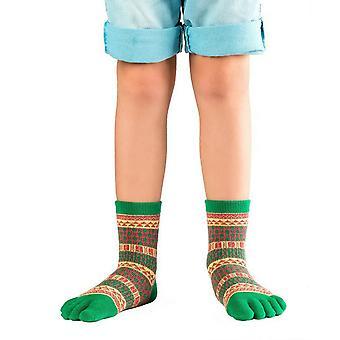 Knitido Ontario bambini, divertenti piantano i calzini in cotone per bambini