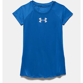 Under Armour cool switch T-Shirt girls blue 1275294-908