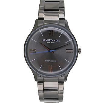 Kenneth Cole New York homme montre montre-bracelet en acier inoxydable KC50588002