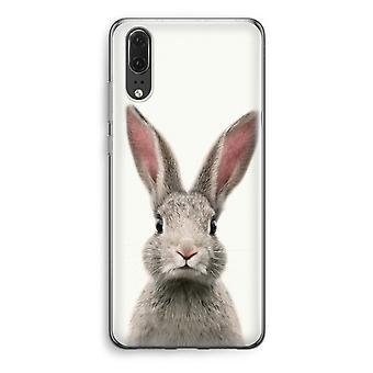 Huawei P20 Transparent Case - Daisy