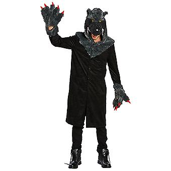 Wolf men's costume animal costume Halloween Carnival